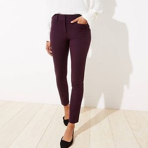 Loft Skinny Ankle Pants in Marissa Fit